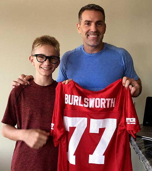 Kurt Warner & Son